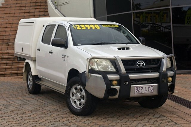 Used Toyota Hilux SR, Narellan, 2009 Toyota Hilux SR Cab Chassis