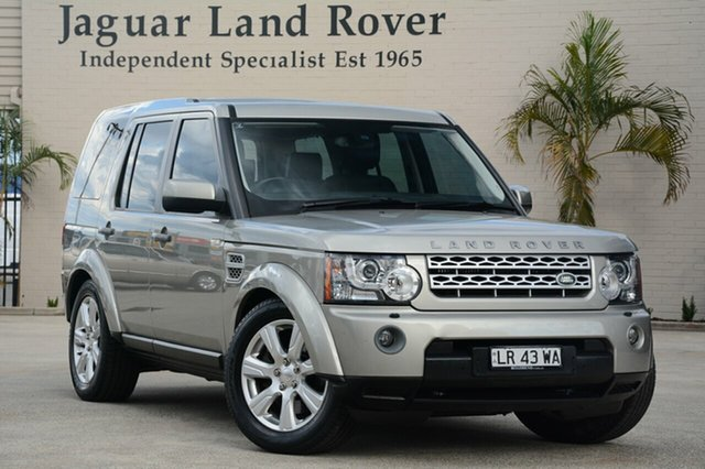 Used Land Rover Discovery 4 SDV6 HSE, Welshpool, 2013 Land Rover Discovery 4 SDV6 HSE Wagon