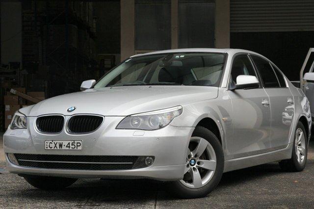 Used BMW 520d, Brookvale, 2009 BMW 520d Sedan