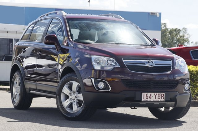Used Holden Captiva 5, Beaudesert, 2011 Holden Captiva 5 Wagon