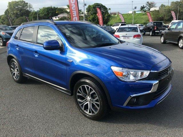 Used Mitsubishi ASX LS 2WD, Gladstone, 2017 Mitsubishi ASX LS 2WD Wagon