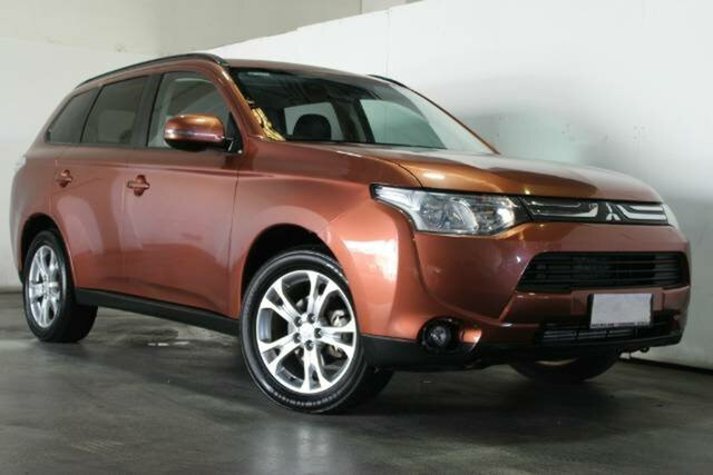 Used Mitsubishi Outlander LS 4WD, Underwood, 2013 Mitsubishi Outlander LS 4WD Wagon