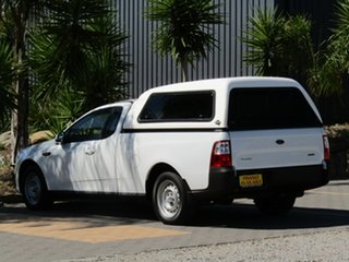 2014 Ford Falcon Ute Super Cab Utility.