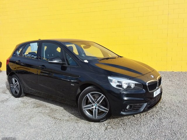 Used BMW 218i Sport Line Active Tourer Steptronic, Cranbourne, 2016 BMW 218i Sport Line Active Tourer Steptronic Hatchback