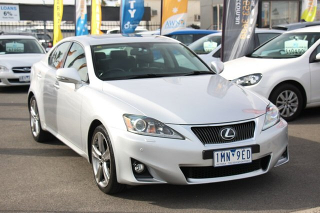 Used Lexus IS350 Sports Luxury, Cheltenham, 2011 Lexus IS350 Sports Luxury Sedan