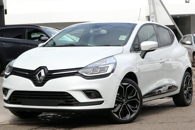 Used Renault Clio Intens, Brookvale, 2018 Renault Clio Intens Hatchback