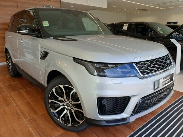 New Land Rover Range Rover Sport SDV6 183kW CommandShift SE, Cairns, 2019 Land Rover Range Rover Sport SDV6 183kW CommandShift SE Wagon