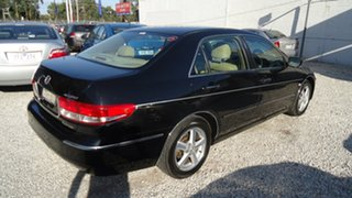 2005 Honda Accord VTi Sedan.