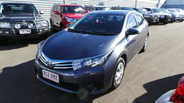 Used Toyota Corolla Ascent S-CVT, Morayfield, 2015 Toyota Corolla Ascent S-CVT Sedan