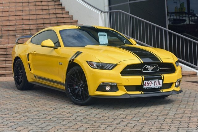 Used Ford Mustang GT Fastback SelectShift, Narellan, 2015 Ford Mustang GT Fastback SelectShift Fastback
