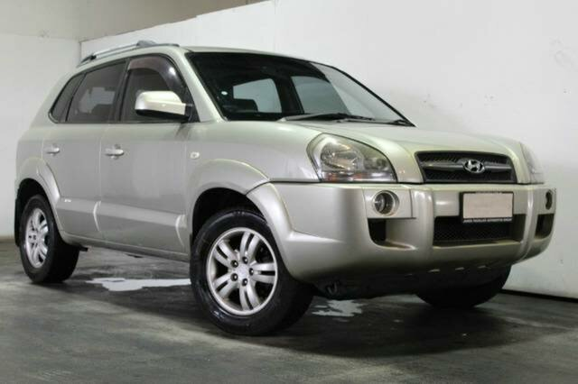 Used Hyundai Tucson Elite, Underwood, 2006 Hyundai Tucson Elite Wagon