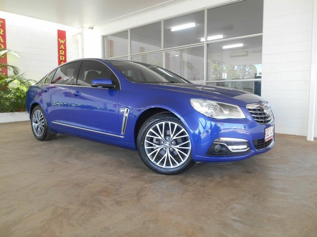 Used Holden Calais, Mount Isa, 2016 Holden Calais VF II MY16 Sedan