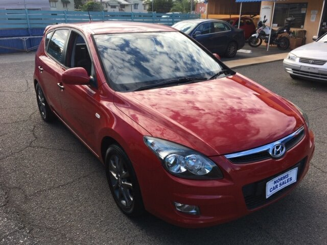 Used Hyundai i30 Trophy, North Rockhampton, 2012 Hyundai i30 Trophy Hatchback
