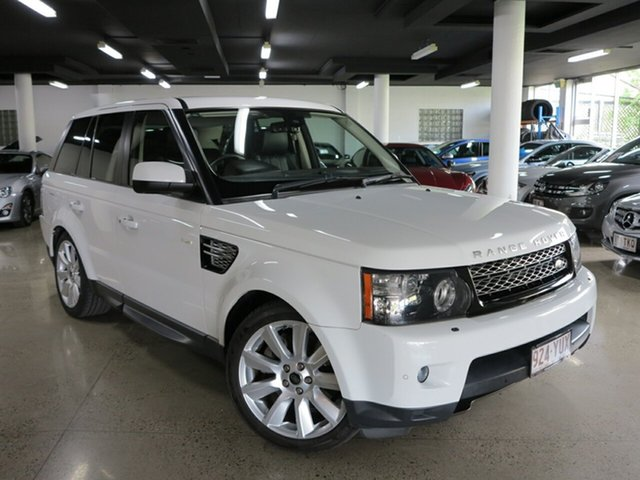 Used Land Rover Range Rover Sport SDV6 CommandShift Luxury, Albion, 2012 Land Rover Range Rover Sport SDV6 CommandShift Luxury Wagon