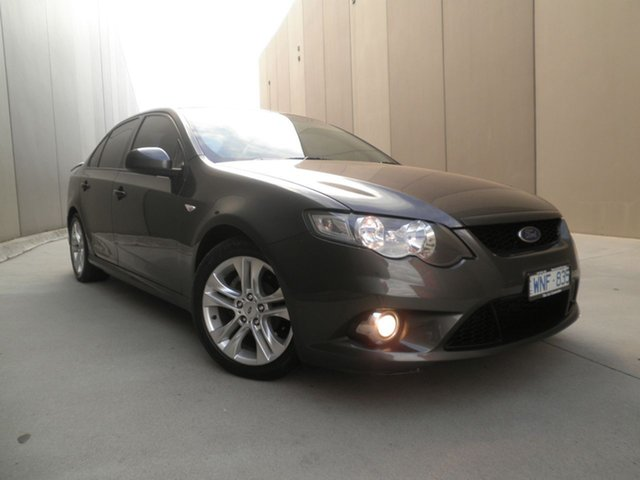Used Ford Falcon XR6, Cheltenham, 2008 Ford Falcon XR6 Sedan