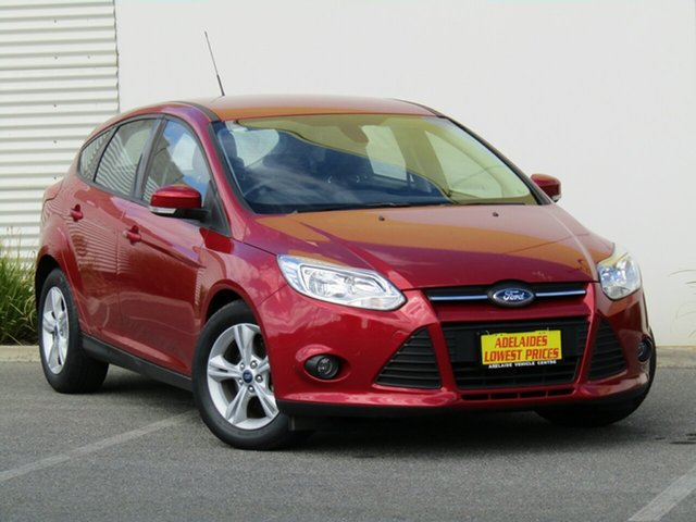 Used Ford Focus Trend PwrShift, 2015 Ford Focus Trend PwrShift Hatchback