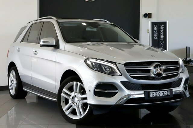 Used Mercedes-Benz GLE250 d 9G-Tronic 4MATIC, Narellan, 2015 Mercedes-Benz GLE250 d 9G-Tronic 4MATIC Wagon