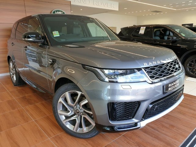 New Land Rover Range Rover Sport SDV6 CommandShift HSE, Cairns, 2019 Land Rover Range Rover Sport SDV6 CommandShift HSE Wagon