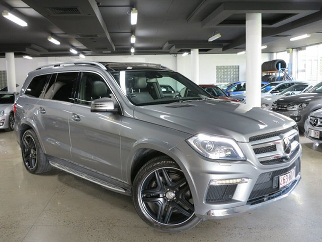 Used Mercedes-Benz GL350 BlueTEC 7G-Tronic + Edition S, Albion, 2015 Mercedes-Benz GL350 BlueTEC 7G-Tronic + Edition S Wagon