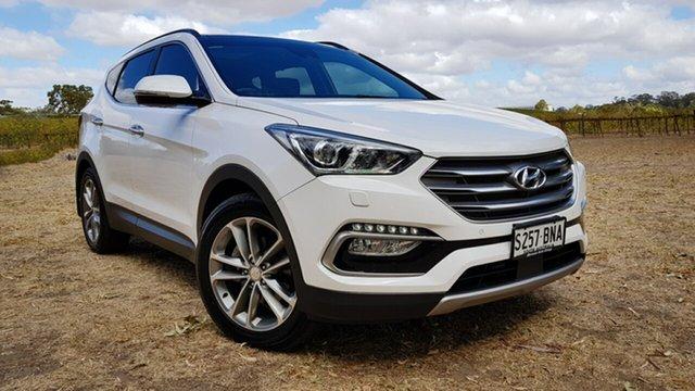 Used Hyundai Santa Fe Elite, Tanunda, 2016 Hyundai Santa Fe Elite Wagon