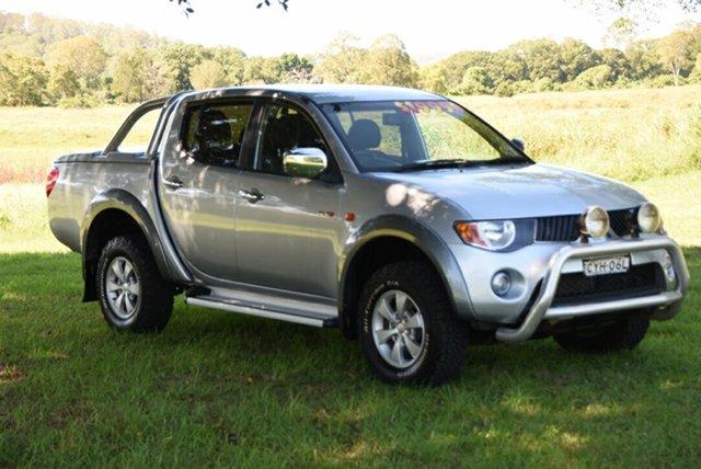 Used Mitsubishi Triton GLX-R Double Cab, Southport, 2008 Mitsubishi Triton GLX-R Double Cab Utility