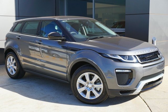 Discounted New Land Rover Range Rover Evoque TD4 150 SE, Phillip, 2018 Land Rover Range Rover Evoque TD4 150 SE Wagon