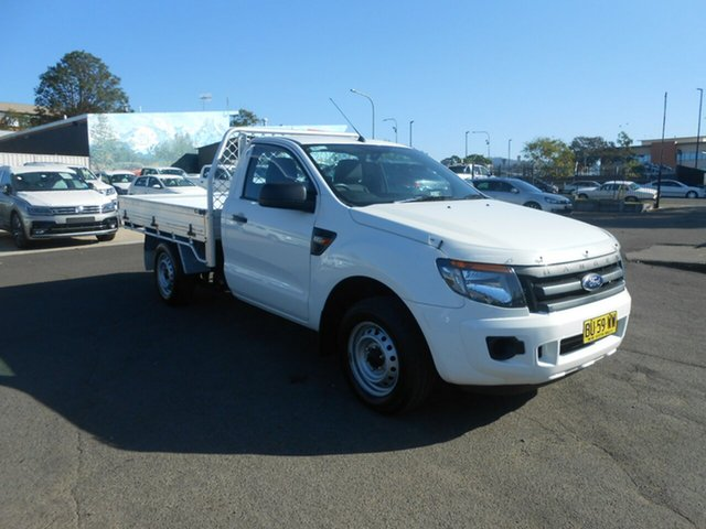 Used Ford Ranger XL 4x2, Nowra, 2013 Ford Ranger XL 4x2 Cab Chassis