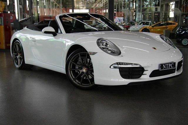 Used Porsche 911 Carrera PDK, North Melbourne, 2014 Porsche 911 Carrera PDK Cabriolet