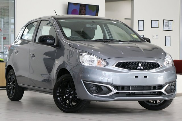 New Mitsubishi Mirage Black Edition, Toowong, 2019 Mitsubishi Mirage Black Edition Hatchback
