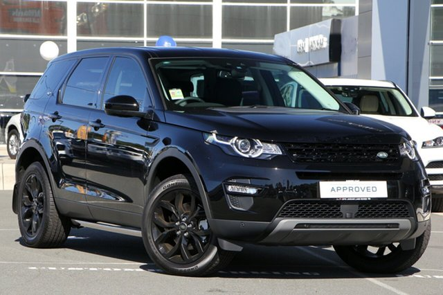 Demonstrator, Demo, Near New Land Rover Discovery Sport TD4 132kW HSE, Maroochydore, 2018 Land Rover Discovery Sport TD4 132kW HSE Wagon