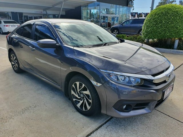 Discounted Used Honda Civic VTi-S, Yamanto, 2016 Honda Civic VTi-S Sedan