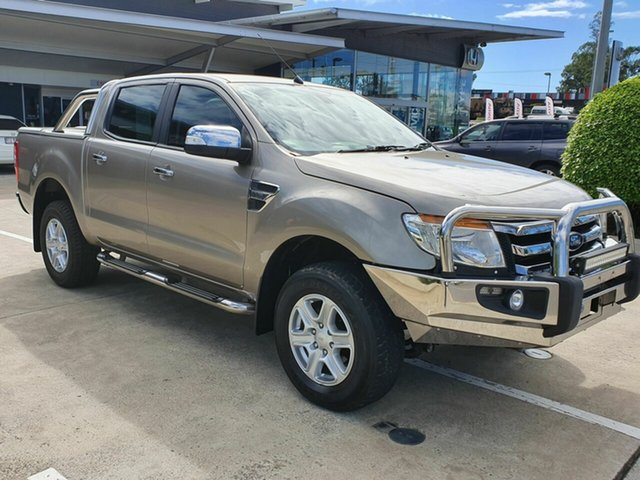Discounted Used Ford Ranger XLT Double Cab, Yamanto, 2012 Ford Ranger XLT Double Cab Utility