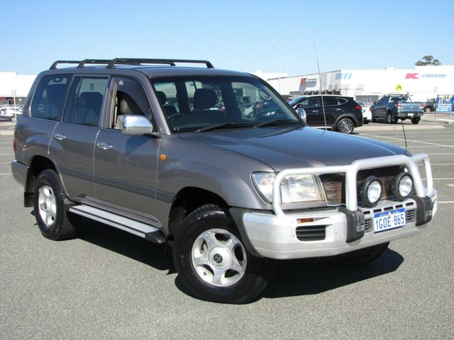 Used Toyota Landcruiser GXL, Maddington, 2003 Toyota Landcruiser GXL Wagon