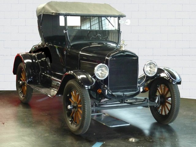 Used Ford T Model, Moorooka, 1926 Ford T Model Convertible