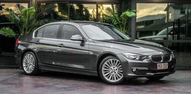 Used BMW 318d Luxury Line, Bowen Hills, 2013 BMW 318d Luxury Line Sedan