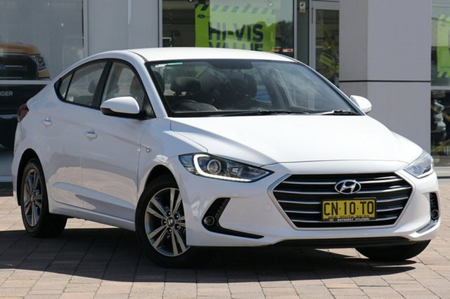 Discounted Used Hyundai Elantra Active, Warwick Farm, 2017 Hyundai Elantra Active Sedan