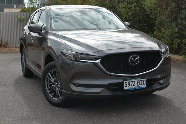 Demonstrator, Demo, Near New Mazda CX-5 Maxx SKYACTIV-Drive i-ACTIV AWD Sport, Cheltenham, 2018 Mazda CX-5 Maxx SKYACTIV-Drive i-ACTIV AWD Sport Wagon