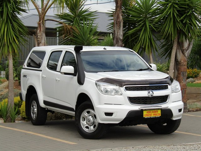 Used Holden Colorado LS Crew Cab, 2015 Holden Colorado LS Crew Cab Utility