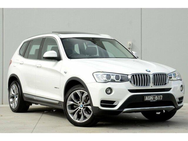 Used BMW X3 xDrive30d Steptronic, Clayton, 2015 BMW X3 xDrive30d Steptronic Wagon