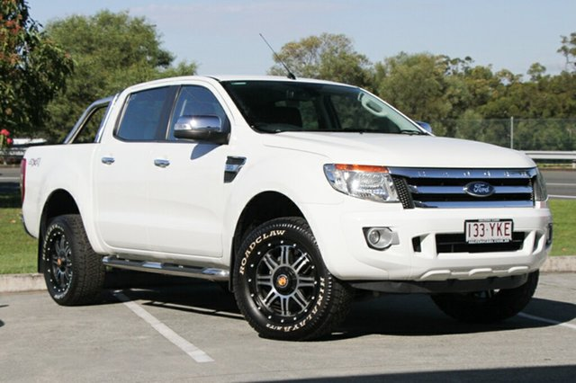 Used Ford Ranger XLT Double Cab, Indooroopilly, 2014 Ford Ranger XLT Double Cab Utility