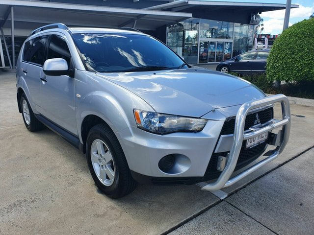 Discounted Used Mitsubishi Outlander LS 2WD, Yamanto, 2010 Mitsubishi Outlander LS 2WD Wagon