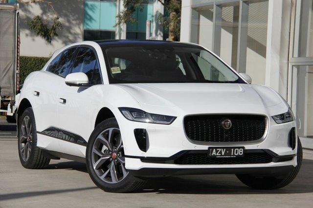 Demonstrator, Demo, Near New Jaguar I-Pace EV400 AWD SE, Port Melbourne, 2019 Jaguar I-Pace EV400 AWD SE Wagon