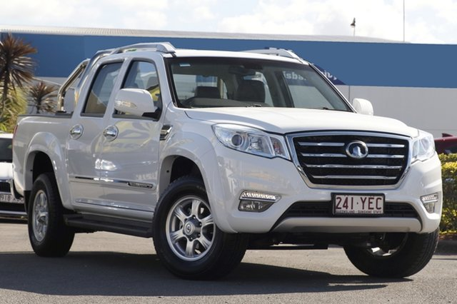 Used Great Wall Steed 4x2, Toowong, 2017 Great Wall Steed 4x2 Utility