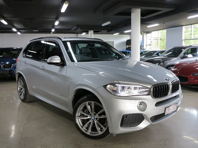 Used BMW X5 xDrive30d, Albion, 2014 BMW X5 xDrive30d Wagon