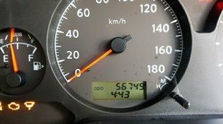 2011 Nissan Patrol ST (4x4) Wagon.