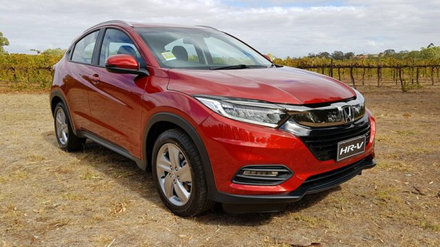 Demonstrator, Demo, Near New Honda HR-V VTi-S, Tanunda, 2019 Honda HR-V VTi-S Hatchback