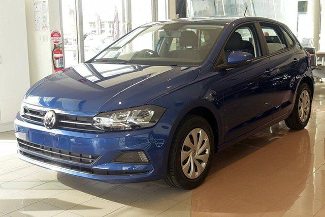 New Volkswagen Polo 70TSI DSG Trendline, Southport, 2019 Volkswagen Polo 70TSI DSG Trendline Hatchback
