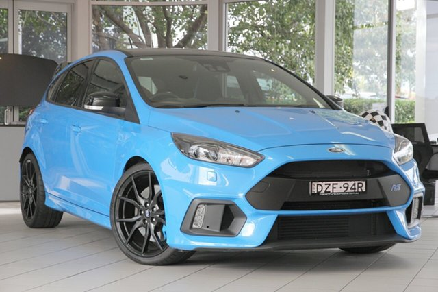 Discounted Used Ford Focus RS AWD Limited Edition, Narellan, 2017 Ford Focus RS AWD Limited Edition Hatchback