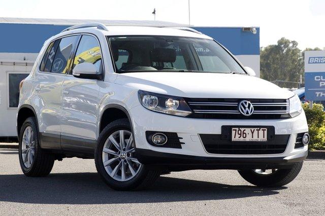 Used Volkswagen Tiguan 132TSI DSG 4MOTION, Bowen Hills, 2015 Volkswagen Tiguan 132TSI DSG 4MOTION Wagon