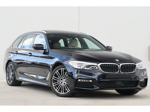 Used BMW 520d M Sport Touring Steptronic, Clayton, 2017 BMW 520d M Sport Touring Steptronic Wagon